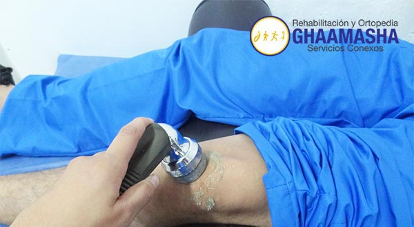 Terapia Fisica con Ultrasonido