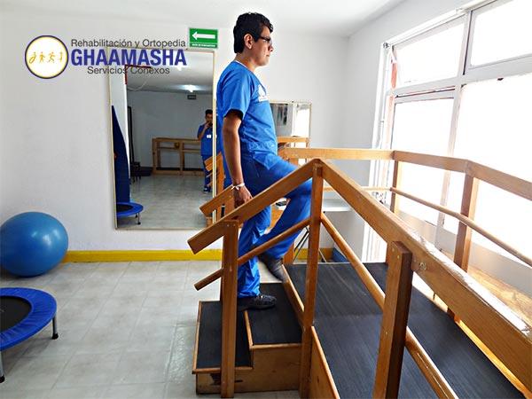 Mecanoterapia para Rehabilitación Física